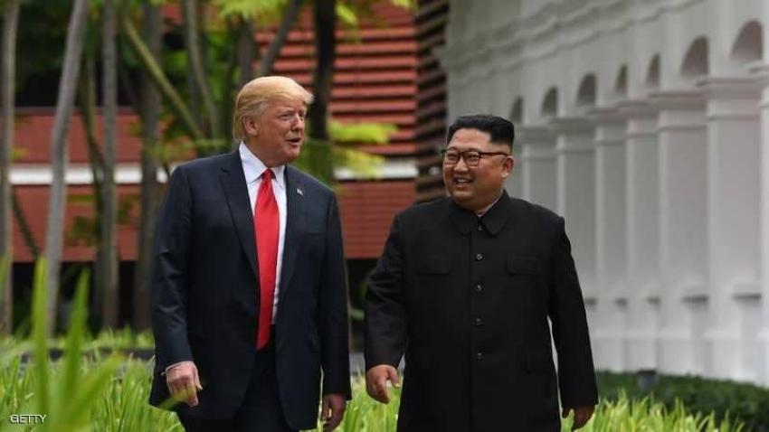 وادهی كۆبونهوهی ترامپ و كیم جونگ ئهون ئاشكراكرا
